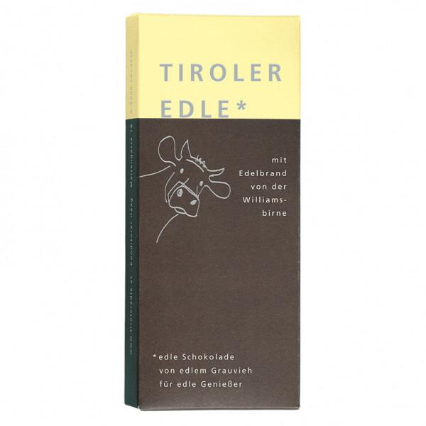 Tiroler Edle* Williamsbirnen Edelbrand (50g)