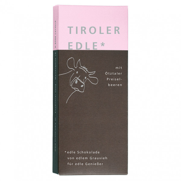 Tiroler Edle* Ötztaler Preiselbeeren (50g)